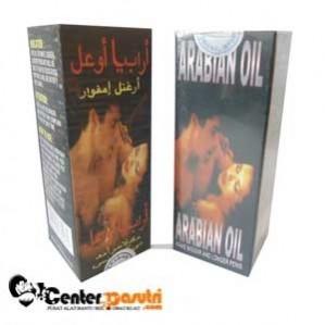 Obat Pembesar Alat Vital Arabian Oil Herbal