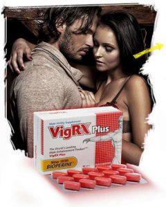 Vigrx Pluss Obat Herbal Pembesar Alat Vital Permanen